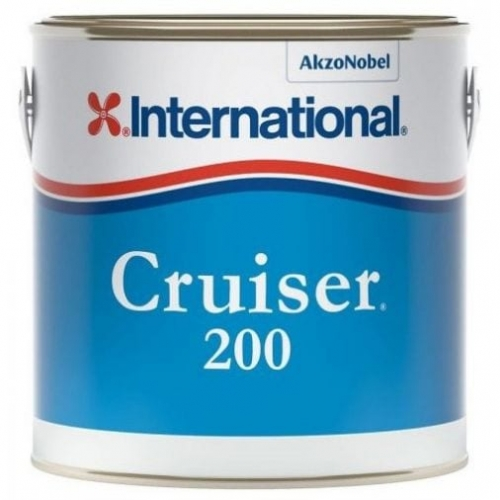 Cruiser 200 Bright White International