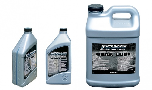 Olio piede Quicksilver High Performance Gear Lube SAE 90
