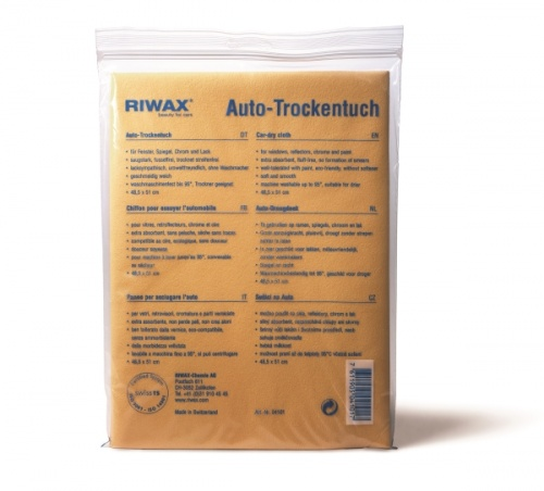 Riwax Car Dry Cloth