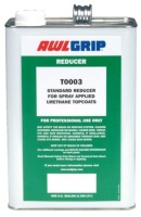 Standard Topcoat Reducer (Spray)